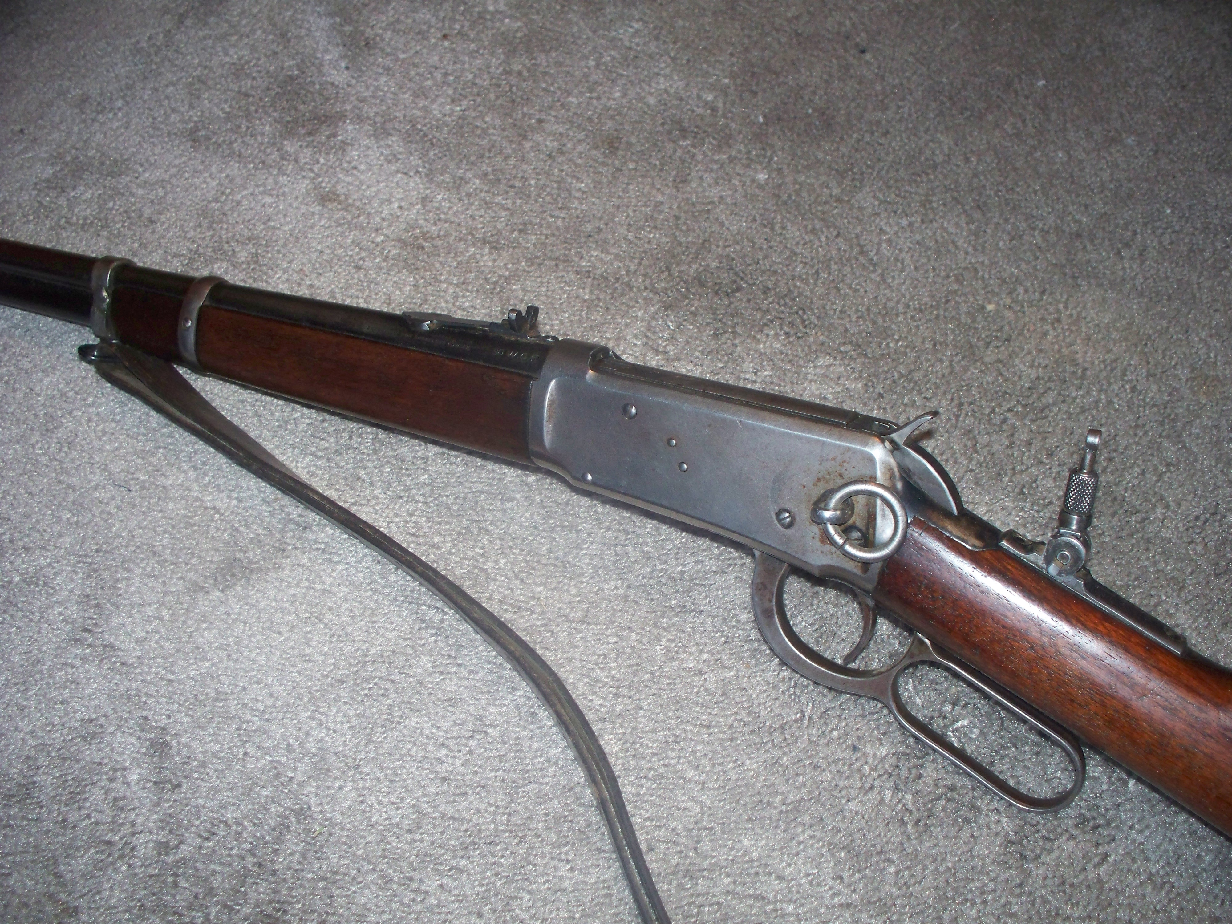 Early Winchester 30-30